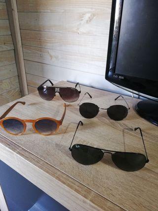 Pack gafas de sol