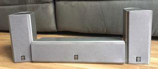 3 Altavoces Yamaha NX-230