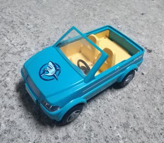 Coche descapotable Playmobil