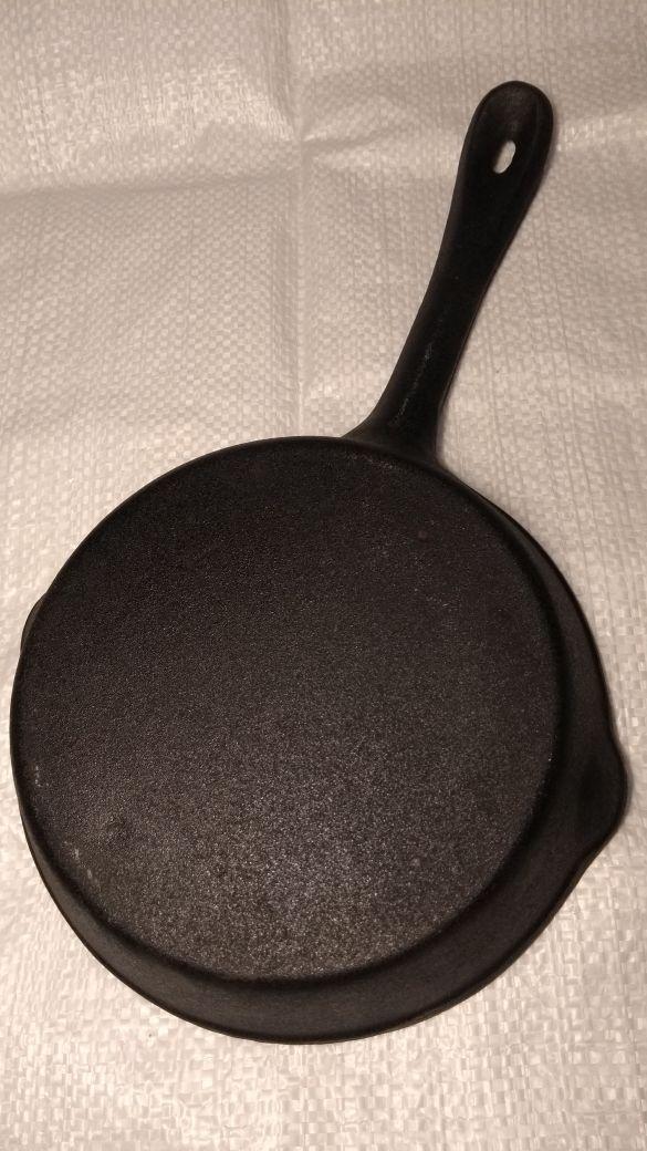 Sartén de hierro fundido