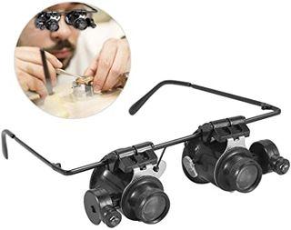 gafas de precision nuevas