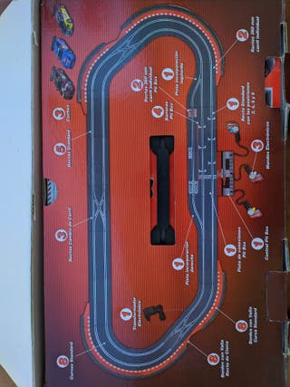 Scalextric digital system Pit Box