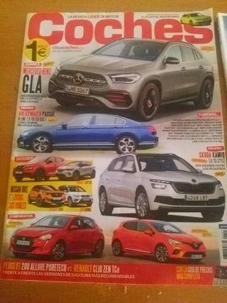 revistas de coches