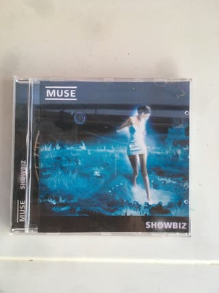 Lote Muse CD