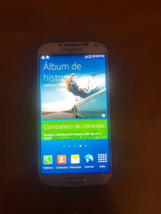 Samsung galaxy S4 impecable
