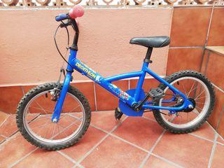 Se vende bicicleta infantil