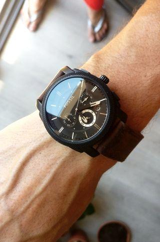 Reloj hombre FOSSIL piel