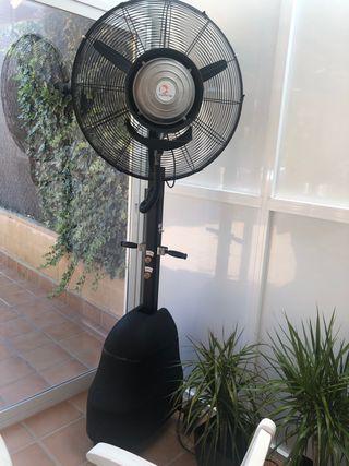 Ventilador Nebulizador Eurotecsa