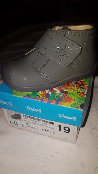 Zapatos sandalias para bebe