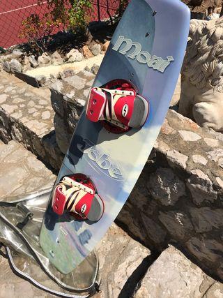 Tabla Wakeboard/surf Jobe