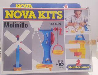 Juego educativo de NOVAKIT Molinillo