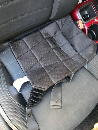 cinturón embarazada coche homologado