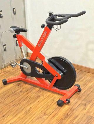 Bicicleta spinning salter 744