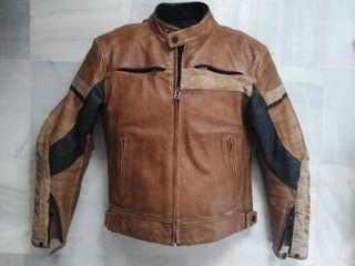 Chaqueta moto Dainese piel