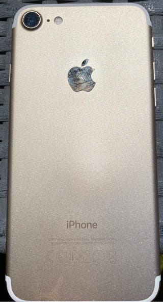 IPHONE 7 128 gb oro impecable