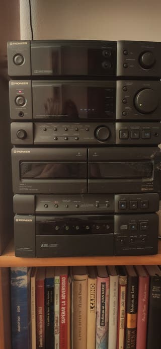 Equipo de música - Pioneer