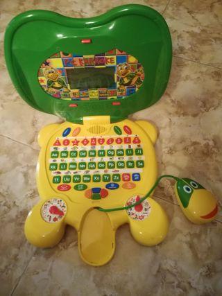 mini ordenador infantil
