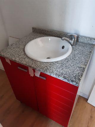 Mueble baño completamente nuevo