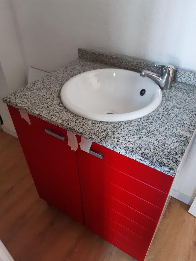 Mueble lavabo baño completamente nuevo
