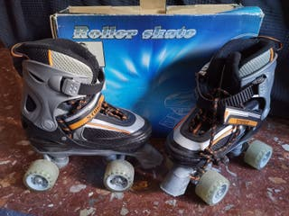 Patines tradicionales roller skate