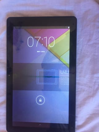 Tablet UNUSUAL de 10 PULGADAS