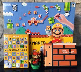 Wii U Edición Limitada Super Mario Maker