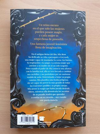 Libro Corazón de Espino