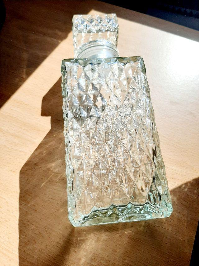 Licorera cristal