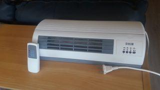 Calefactor eléctrico mural HJM