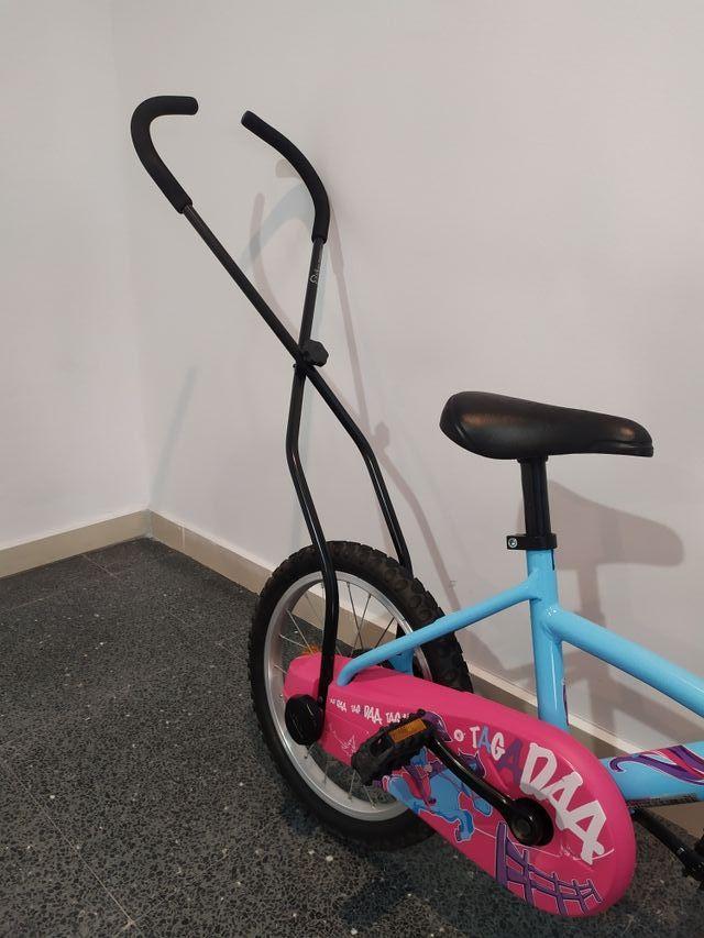 Barra Aprendizaje Bicicletas