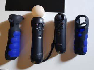 Lote Playstation Move PS3