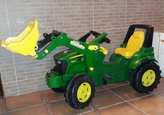 Tractor rolly Farmtrac John Deere 7930