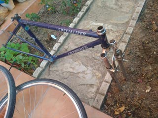 cuadro bici hibrida 700 talla S