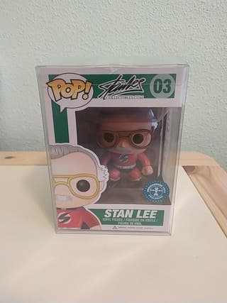funko pop Stan Lee superheroe