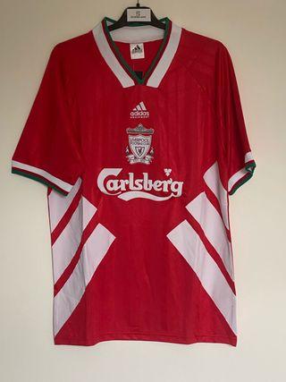 Retro Liverpool 93/95 Home Jersey