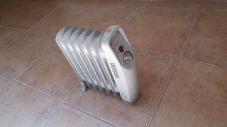radiador pequeño