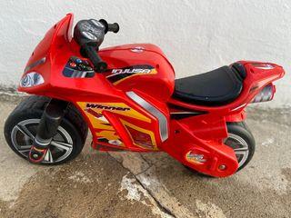 Moto correpasillos INJUSA XL