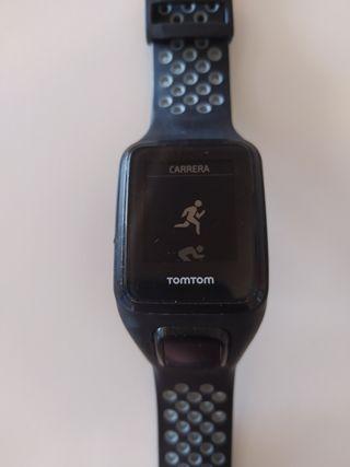 RELOJ GPS TOMTOM SPARK 3 CARDIO CON PULSAMETRO