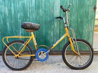 Bicicleta mobylette