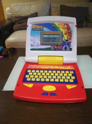 ordenador infantil