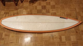 Tabla de surf con funda