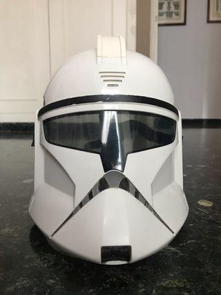 Máscara de soldado imperial