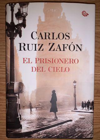 Libro El prisionero del cielo
