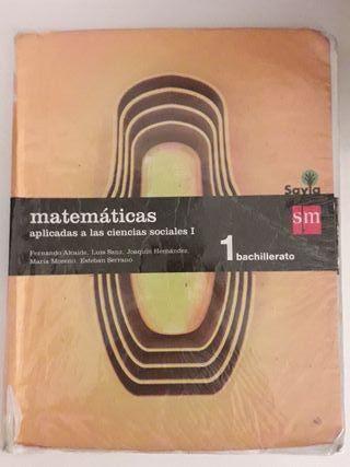 Libro de Matemáticas 1° Bachillerato