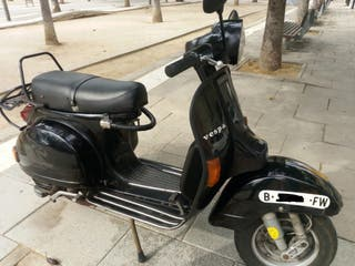 Vespa P 200 E
