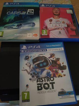 PS4 y Psvr