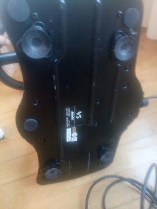 Volante y pedales V3 PS1 y PS2