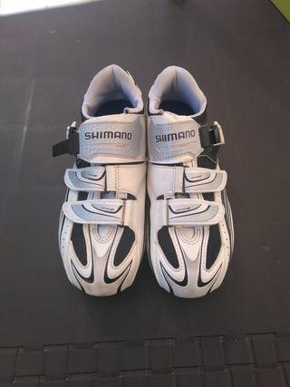 zapatillas bicicleta carretera o spinning