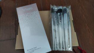 Kit 11 Brochas Maquillaje