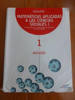 Libro 1º. Bachillerato IES Sta. María de Alarcos